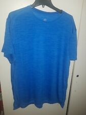 2c8ed316d C9 Champion Men's XXL Blue Breathable Short Sleeved T-shirt [New with Tags]