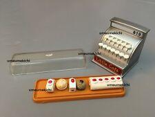 Megahouse dollhouse miniature cafe cash register cake set 2004