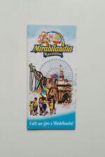 Freizeitpark - Mirabilandia - Prospektmaterial - 2001