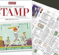 Papua New Guinea 2020 Scott Catalogue Pages 635-662 SALE