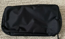 STM- Charge Cord / Storage / Accessory Bag / Pouch - Black - Christmas Gift Idea