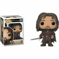 Funko Pop Movies Lord of the Rings Aragorn Vinyl Action Figure