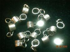 Wholesale Lot # 131 Pewter Baby Cup use on Pendant Earring Key Chain Purse Craft