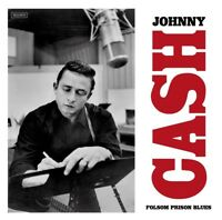 JOHNNY CASH - FOLSOM PRISON BLUES 180G  VINYL LP NEW+