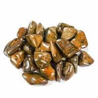 Bulk Wholesale Lot 1 Kilo ( 2.2 LBs ) - Bronzite - Tumbled Polished Stones
