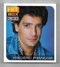 COFFRET 3 CD / FREDERIC FRANCOIS - HIT BOX 3 CD / 53 TITRES COMPILATION 2011