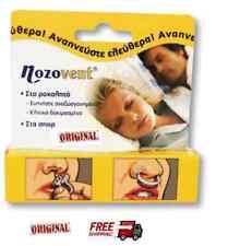 Nozovent pharmaq Nasal Dilatator Anti Schnarchen Medium 2 PCs!
