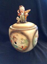 Vintage Hummel Cookie Jar