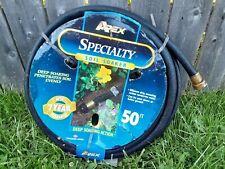 Apex Soil Soaker Hose 50ft NEW