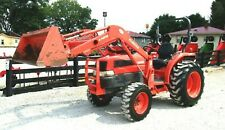 Kubota L3130 4x4 Loader 1850 Hrs. *Free 1000 Mile Delivery From Ky