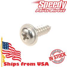 Tap Screw Free Shipping Zinc Finish Fits 3 Sport CX-3 CX-5 RX-8 # 9986-50-516