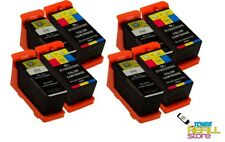 8PK Series 24 Ink Cartridges for Dell P713w V715w 330-5285 330-5882 768N X771N