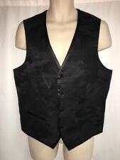 Express Suit Vest Waistcoat Mens Medium Camo Multi Color NWOT