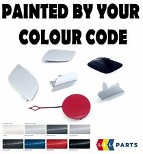 MERCEDES MB E W213 E63 AMG FRONT TOW HOOK EYE COVER PAINTED BY YOUR COLOUR CODE