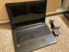 """Lenovo IdeaPad 310 15.6"""" (1TB, AMD A12, 2.50GHz, 8GB) Laptop - Black - 80ST001N"""