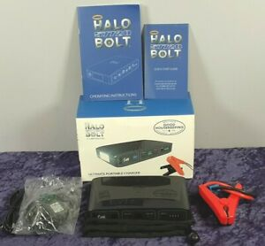 Halo Bolt 57720 Ultimate Portable Charger
