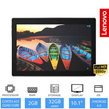 "Lenovo Tab 3 10 Plus- 10.1"" Full HD Android Tablet Cortex-A53, 2GB RAM, 32GB"
