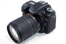Nikon D7500 body and 18-140VR lens Kit