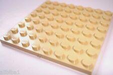 LEGO® 41539 Platte 8x8 SAND Beige 75052 7572 10218 7571 NEUWARE RARE Star Wars