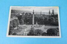 Alte AK STUTTGART, Schloßplatz mit altem Schloß - gelaufen 1940 -->Konstanz (15)