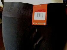 Women's Nike Burnout Stirrup Leggings Pants Black  643045  010 Size Lg NWT