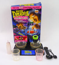 Tyco 1994 Doctor Dreadful Living Lab Gross Candy Chemistry Play Laboratory Set