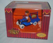 The Muppet Show, Fozzie Bear figurine, Corgi, 2003, MIB, Fozzie in car