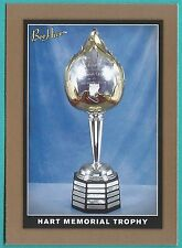 2006-07 Beehive GOLD Card #HMT of the Hart Memorial Trophy