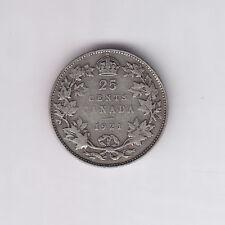 1921 Canada Twenty Five Cents