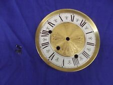 German Box Clock Dial and Mounting Clips #472