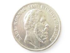 L512      WÜRTTEMBERG 5,- Mark 1876