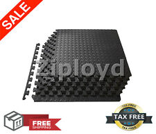 Exercise Gym Floor Mat Flooring Fitness Home Foam Tiles Puzzle Workout Equipment