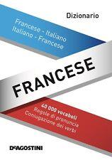 Dizionario Tascabile Francese 40,000 voci De Agostini  Pag. 332
