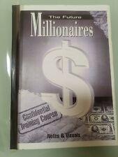 RARE Larry Williams Future Millionaires Secret Holy Grail Manual Futures Trading