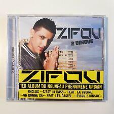 ZIFOU 2 DINGUE (feat. LA FOUINE, LEA CASTEL) ♦ NEUF / NEW CD ♦