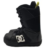 DC Men's Shoes Phase Cap Toe Mid-Calf Cold Weather Boots, Black, Size 11.5