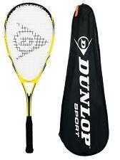 Dunlop Nanomax Lite Squash Racket + Carry Case RRP £70