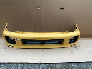 2002 2003 subaru impreza wagon WRX FRONT BUMPER COVER OEM
