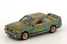 1:87 BMW M3 E30 Effekt-Lackierung grün/gold - Fremdlackierung