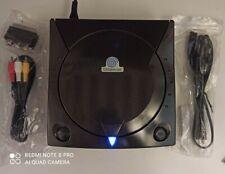Sega Dreamcast PAL - va1 model - nero graffite - cavo video e alimentazione