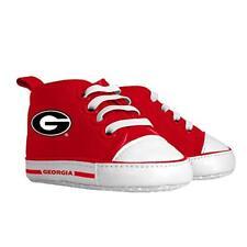 Georgia Bulldogs Baby Fanatics Pre-Walker Shoes
