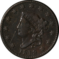 1818 Large Cent Great Deals From The Executive Coin Company