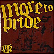 More to pride-this is Life CD Floorpunch Internal Affairs Carry on Guns up!