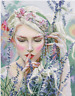 """Counted Cross Stitch Kit, RTO, """"Listening to the silence"""""""