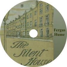 The Silent House, Fergus Hume Murder Mystery & Suspense Audiobook on 1 MP3 CD