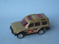 Matchbox Land Rover Discovery Green Body Bighorn Forest Toy Model Car Boxed