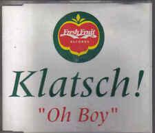 Klatch-Oh Boy cd maxi single