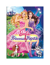 Barbie: The Princess & the Popstar DVD NEW SEALED