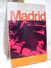 Atlas des voyages: Madrid, Espagne, 1964 Curel