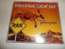 CD  Mr. President Happy People